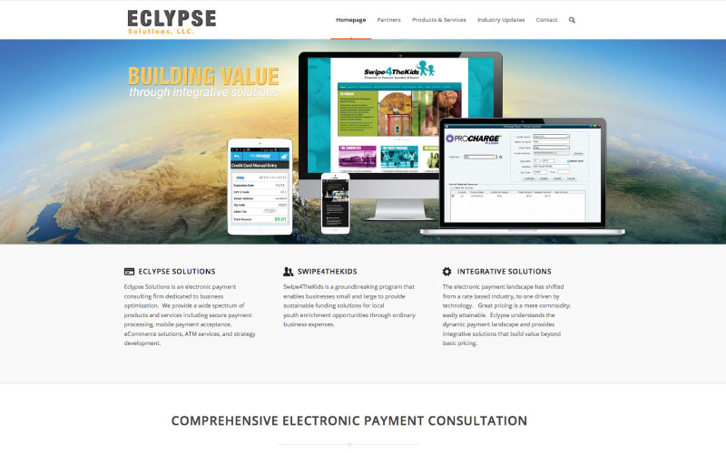 Eclypse-Website