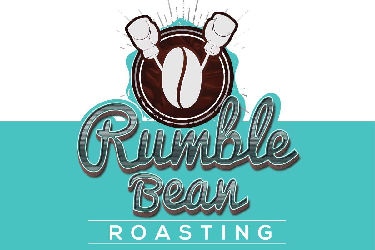 Rumble-Bean-Roasters-Logo-Design
